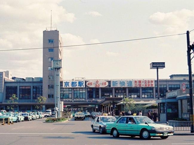 三代目京都駅