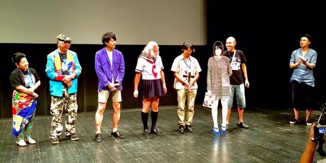 「よろずや探偵談」(カナザワ映画祭2017 期待の新人監督選出作品舞台挨拶)
