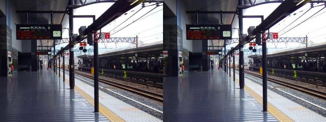 JR京都駅①(平行法)