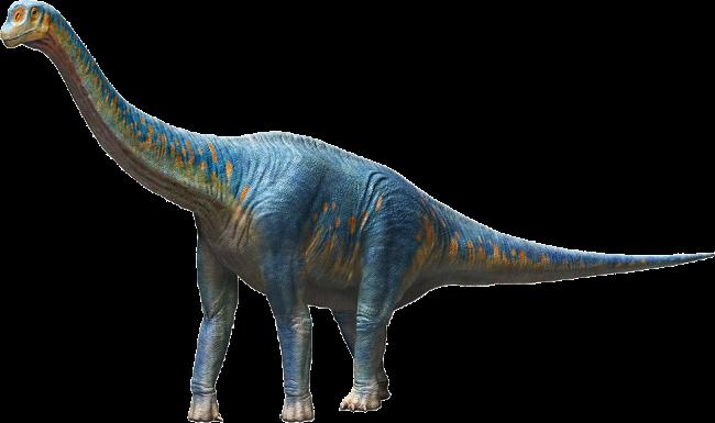 エウロパサウルス 復元画