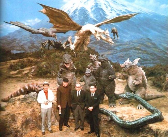 怪獣総進撃 スチール写真