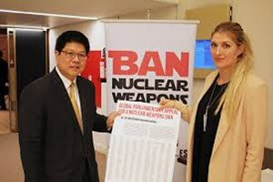 300 Ban Nuclear Weapons