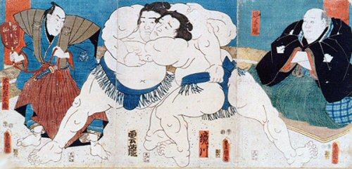500 相撲Wikimedia