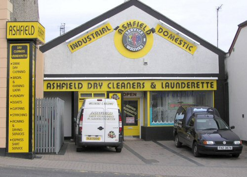 500 Dry Cleaners Laundrette