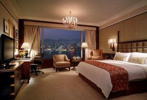 300 hotel room