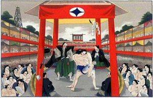 300 戦前の大相撲