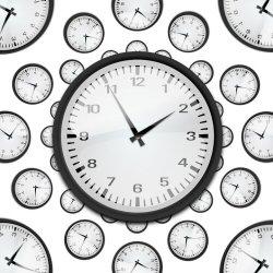 250 clocks