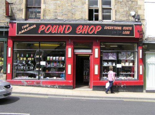 500 Pound Shop