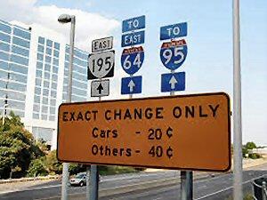 300 Exact Change Only