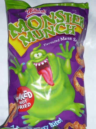 400 monster munch