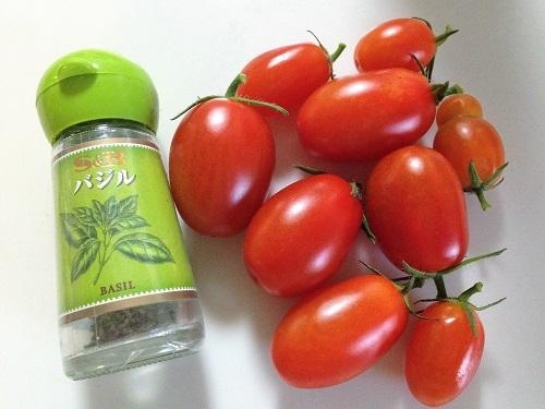 ミニトマト170710