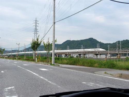 東海道新幹線170907