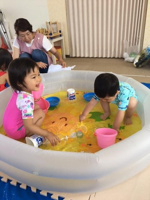 i色水遊び1