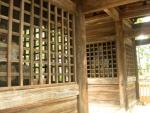 浅間神社(甲斐)本殿04
