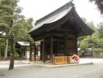 浅間神社(甲斐)本殿07