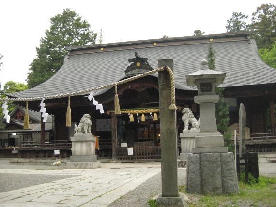 浅間神社(甲斐)本殿15