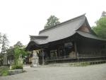 浅間神社(甲斐)本殿14