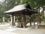 浅間神社(甲斐)本殿11