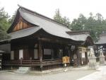 浅間神社(甲斐)本殿13