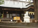 浅間神社(甲斐)本殿12