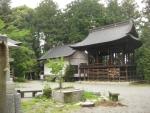 浅間神社(甲斐)本殿20