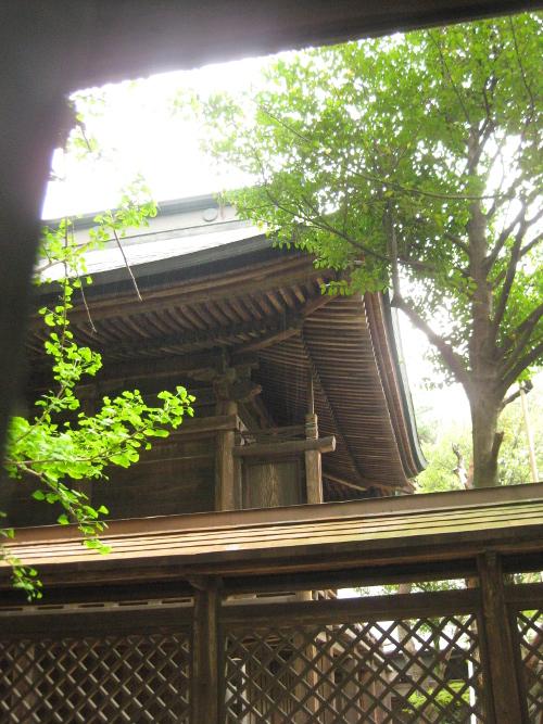 浅間神社(甲斐)本殿19