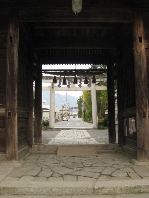 浅間神社(甲斐)本殿25