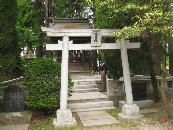 浅間神社(甲斐)十二支めぐり02