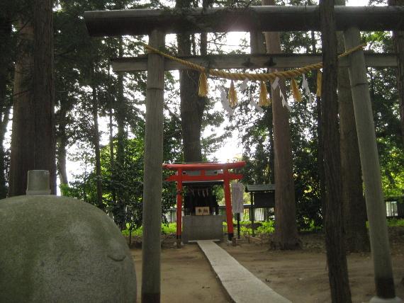 浅間神社(甲斐)十二支めぐり13