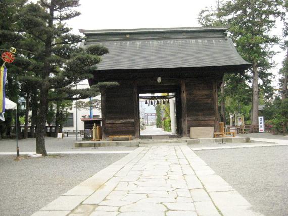 浅間神社(甲斐夫婦梅11