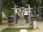 浅間神社(甲斐夫婦梅07