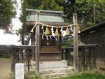 浅間神社(甲斐夫婦梅08