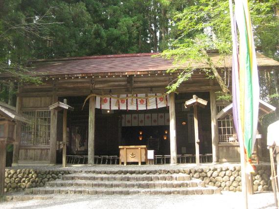 秋葉神社・下社12