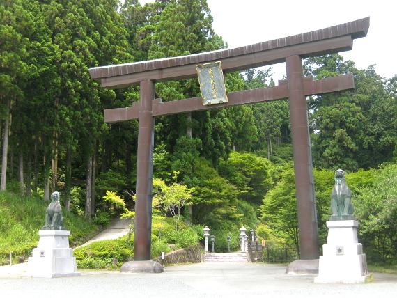 秋葉神社・上社本殿01