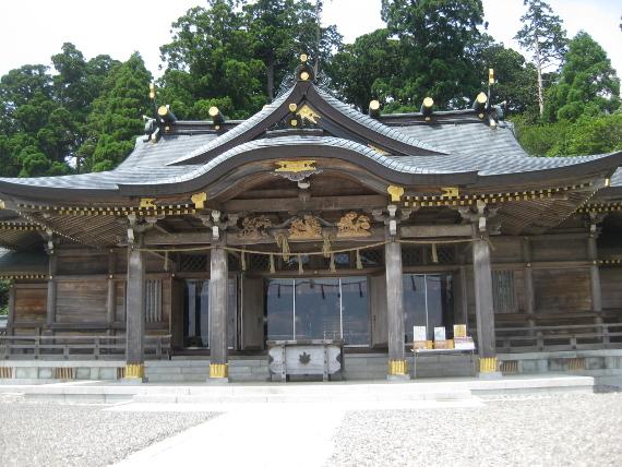 秋葉神社・上社本殿19