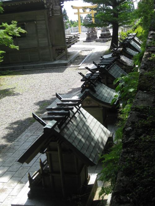 秋葉神社・かわらけ投げ-摂末社12