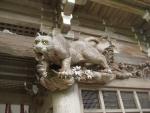 秋葉神社・東門西門15