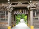 秋葉神社・東門西門13