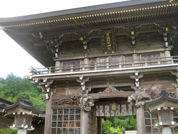 秋葉神社・東門西門12
