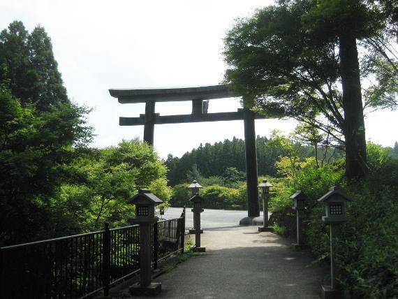 秋葉神社・東門西門20