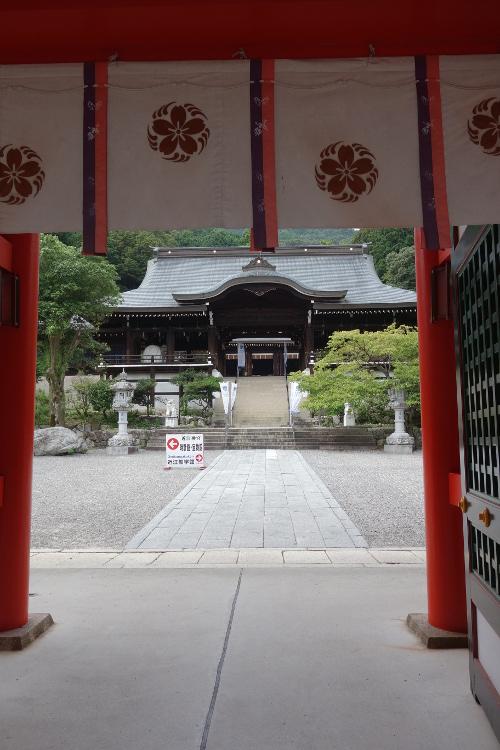 近江神宮・本殿12