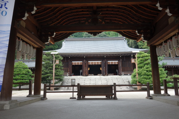 近江神宮・本殿17