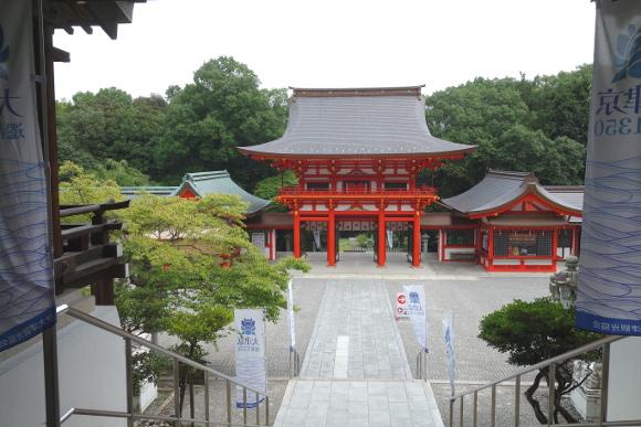 近江神宮・本殿22