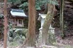 栖松遙拝殿と自動車清祓所09