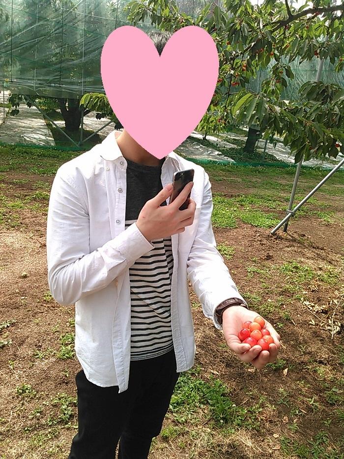 仙台観音・さくらんぼ狩り天童市 048a
