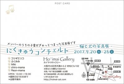 2017にくきゅうコンチェルト_2☆