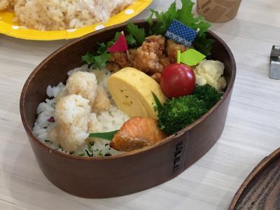 お弁当WS2☆