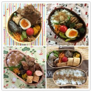 お弁当201708_3☆