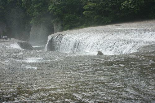 20170722吹割の滝3