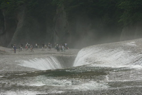 20170722吹割の滝4